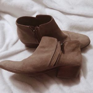 Sam Edelman Petty Suede Ankle Booties 8